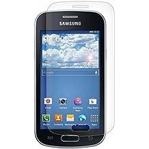 Samsung Galaxy Trend Lite S7392 S7390 verre trempe protection d'ecran - TOOGOO(R)Film de protection d'ecran en verre trempe Durete 9H Haute transparence pour Samsung Galaxy Trend Lite S7392 S7390