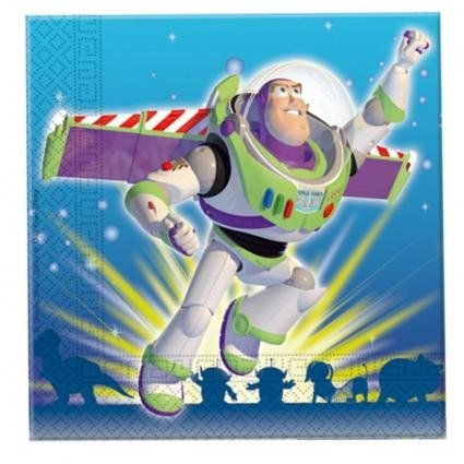 Toy Story Party Servietten (Packung mit 20)