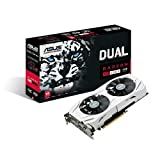 Asus 90YV09I0-M0NA00 Carte graphique AMD Radeon RX 480 PCI Express 3.0