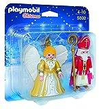 PLAYMOBIL 5592 – San Nicolás y de la Navidad ángeles