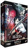 Blood+ (basé sur The Last Vampire) - Partie 1 - Edition Gold (5 DVD + Livret)