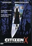 Citizen X [DVD]