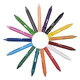 Best Face Paint Bleistifte für Kinder mit 16ungiftig Farbe Sticks