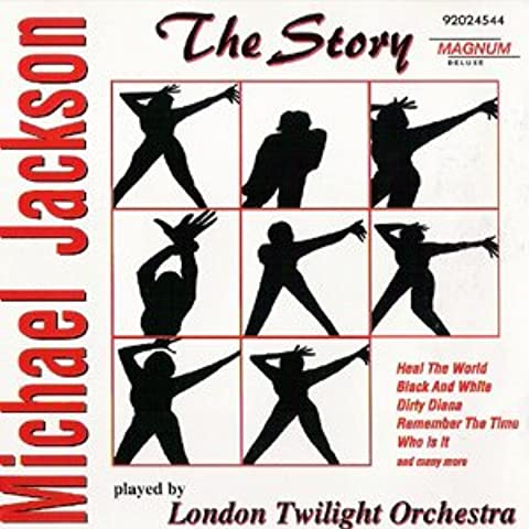 14 Tracks from Michael Jackson, played by the World's Most Famous Orchestra : eal the world / dirty diana / black or white / remember the time / in the closet / who is it / don't stop til you get enough / we're almost there / she's out of my life / one day in your life / the way you make me feel / ben / wanna be starting something / music and