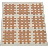 Kinesiologie Gittertape 2,7 cm x 2,1 cm 20 Bögen in Beige, Cross Tape, Cross Patches preisvergleich bei billige-tabletten.eu