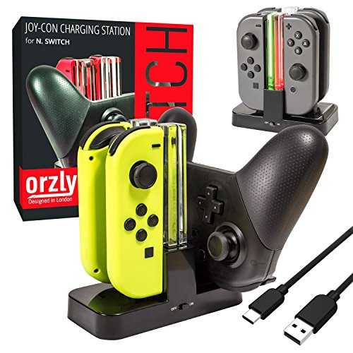 Orzly Ultimate Charging Station