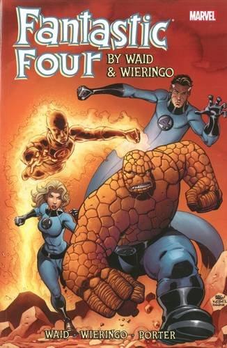 Fantastic Four By Waid&Wieringo Ult Coll 03 (Marvel Us)