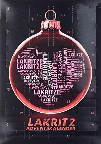 Produktbild bei Amazon - Huber-Kölle Lakritz Adventskalender, 1er Pack (1 x 264 g)