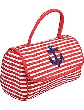 Küstenluder Damen Tasche Leora Sailor Anker Handtasche