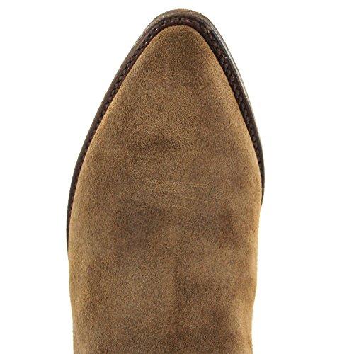 Sendra Boots 12380 Mouse Rovere Fashion Stiefelette für Damen Braun Mouse Rovere