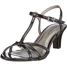 hot sale online 4fc56 007c3 Suchergebnis auf Amazon.de für: tamaris sandaletten schwarz
