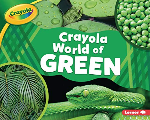 Crayola (R) World of Green (Crayola World of Color)