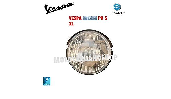 Scheinwerfer Vespa 50 125 Pk S Xl Xl Rush V Glühbirne Bilux Auto