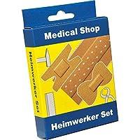 Holthaus Medical Heimwerker Pflasterset Wundpflaster Finger Fingerkuppen Pflasterstrips 11-teilig preisvergleich bei billige-tabletten.eu