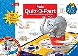 Ravensburger 24041 - Mein Quiz-O-Fant