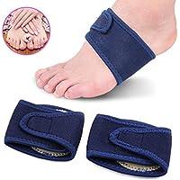 Fußgewölbe Klammer finlon Plantarfasziitis Arch Unterstützung mit Gel Therapie Wrap Fuß Schmerzen Korsett Kompression... preisvergleich bei billige-tabletten.eu