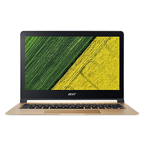 Acer Swift 7 SF713-51 13.3-inch Laptop (7th Gen Core i5-7Y54/8GB/256GB/Windows...