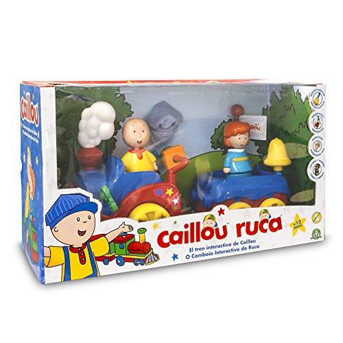 Caillou - Train with Functions (Giochi Preziosi CAL05000)