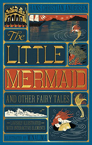 The Little Mermaid And Other Fairy Tales (Harper Design Classics) por Andersen Hans Christian