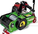 Forstseilwinde VF 150 Automatik tragbar mit Seilwickelautomat