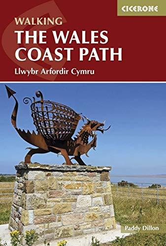 The Wales Coast Path: Llwybr Arfordir Cymru (British Long Distance Trails) por Paddy Dillon
