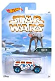 Hot Wheels Star Wars Die-Cast Sortiment - Rouge One Fahrzeug Sortiment (Hoth)
