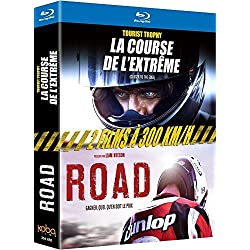 Coffret Moto : ROAD + TOURIST TROPHY [Blu-ray]