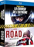2 films à 300 km/h : Tourist Trophy : la course de l'extrême (Closer to the Edge) + Road [Blu-ray]