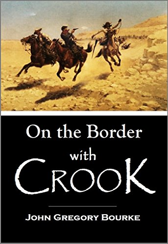 on-the-border-with-crook-1891-english-edition