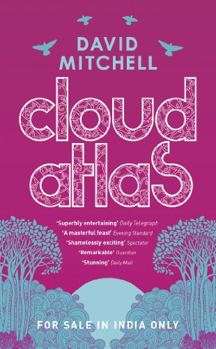 Cloud Atlas - A-Format India Edition