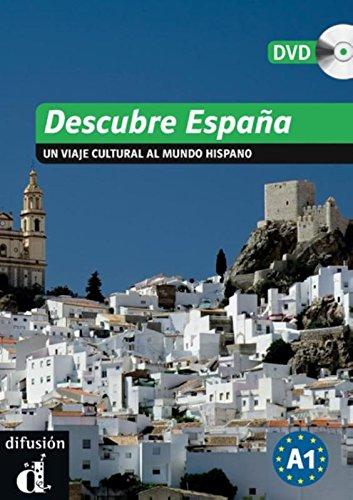 Descubre España : Un viaje cultural al mundo hispano (1DVD)