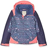 Roxy Sassy Veste Polaire Fille, Crown Blue, FR : M (Taille Fabricant : M)