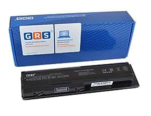Batterie d'ordinateur portable HSTNN-LB72 HP Compaq 8800mAh,10.8V, Li-Ion Accu, Laptop batterie