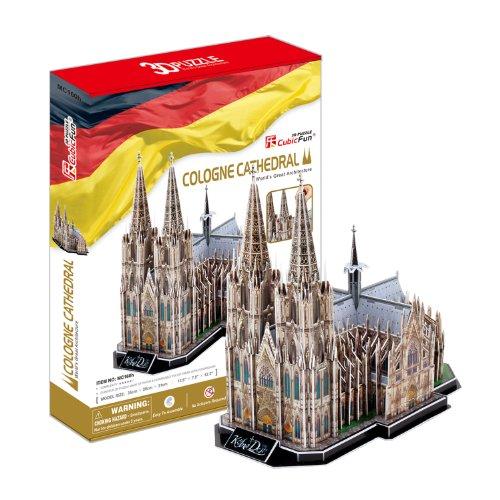Puzzle 3D - Kölner Dom, Köln, Deutschland