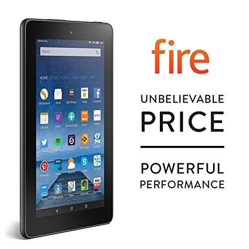 """Fire Tablet, 7"""" Display, Wi-Fi, ..."""