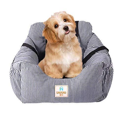 BO&CHAO Asiento de Coche para Perro