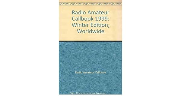 winter amateur callbook