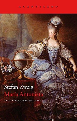 María Antonieta (Acantilado) por Stefan Zweig