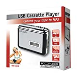 Konig Cassette-MP3 Converter