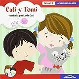 APRENDO EN CASA - APRENDO A LEER Nº 1: Aprendiendo A Leer. Nivel 1 Cati y Tomi ¿Tomi y la gatita de Cati?: 3
