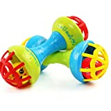 #10: TOY-STATION - DUMBBELL RATTLE
