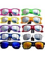 NERD® Sonnenbrille Cool Verspiegelt! (Grün)