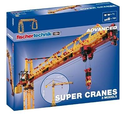 Fischertechnik - 41862 - Construction Et Maquettes - Grues