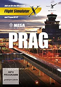Flight Simulator X - Mega Airport Prag V2.0 (Add-On)
