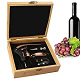 Yobansa Cobe finito Wine Opener set elegante cavatappi da sommelier vino bar Accessori set premi tagliacapsule apribottiglie set Model01