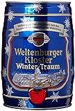 Weltenburger Wintertraum, Winterbier Spezialität Fass / Dose (1 x 5l)