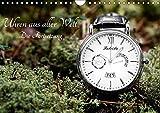 Uhren aus aller Welt - Die Fortsetzung (Wandkalender 2018 DIN A4 quer): Eine Sammlung verschiedener Zeitmesser. (Monatskalender, 14 Seiten ) (CALVENDO ... [Kalender] [May 18, 2017] Rosin, Dirk
