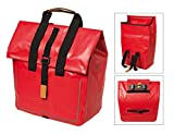 Basil Urban Dry Shopper 20l Seitentasche Farbe signal red