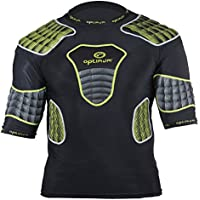 Optimum Unisex Junior Atomik Protective Shoulder Pads