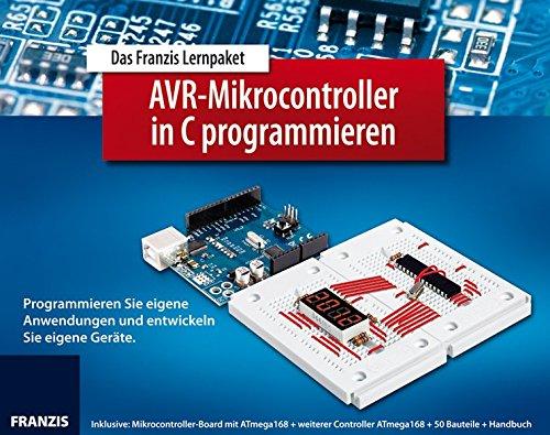 C-Programmierung von AVR-Mikrocontrollern (Elektronik Lernpakete) Embedded Linux Controller